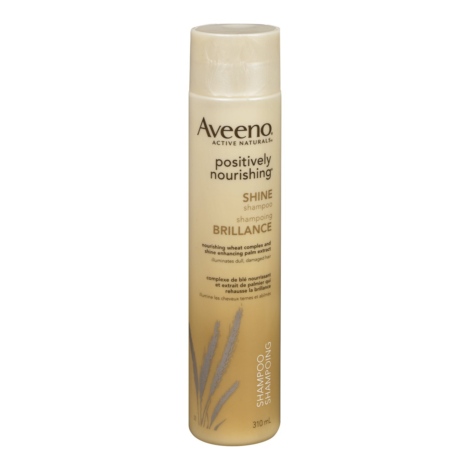 Aveeno Positively Nourishing Shine Shampoo, 310ml Aveeno Hair