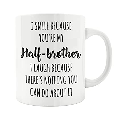 Amazon Adoption Mug Big Family Brother Gift Best Half