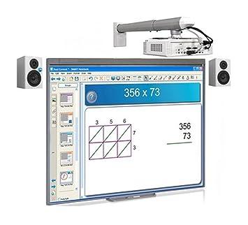 Pizarra Electrónica Interactiva Promethean ABT78D Touch + ...