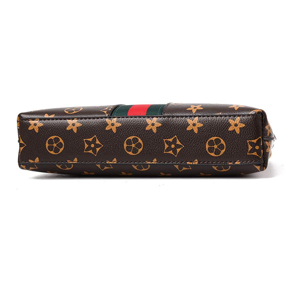 Gelb, 25 * 15 * 6cm 2019 Damen mode Vintage gedruckt Umh/ängetasche Messenger CG lock umh/ängetasche Baby Wickeltasche handtasch