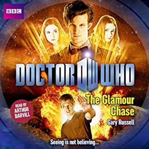 Doctor Who: The Glamour Chase Audiobook