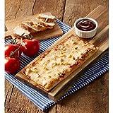 Gilardi Whole Grain Flatbread Bbq Chicken Pizza, 4.65 Ounce -- 1 each.