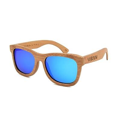 iceBoo - Lunettes de soleil - Homme - marron - XAc7QJ7Lx