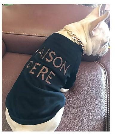 TYJY Ropa para Perros Familia Mascota Ropa para Perros para Perros Pequeños Sudaderas con Capucha para