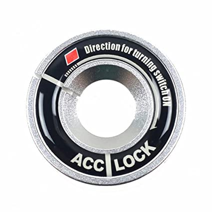 4Pcs Silver Tone Aluminum Alloy Car Air Vent Outlet Rings Cover for Audi A3