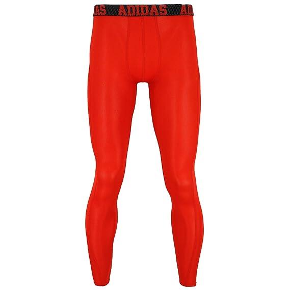 adidas Climacool UPF de Ropa Interior Hombres Pantalones, Hombre, Hi Res Red: Amazon.es: Deportes y aire libre
