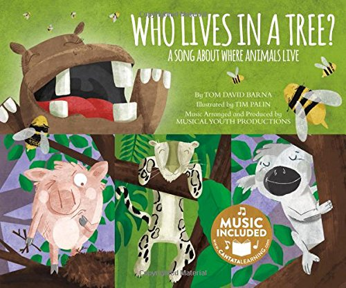 Bass Pop Trumpet - Who Lives in a Tree?: A Song about Where Animals Live (Animal World: Animals at Home)