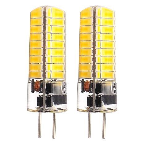 Glming 3.5 W G5.3 72 - 5730 SMD LED Bombilla, bi-pin