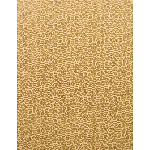 York Wallcoverings ET2030SMP Enchantment Pebble Wallpaper Memo Sample, 8-Inch x 10-Inch, Gold Nugget, Bisque White, Biscuit Tan Grey ()