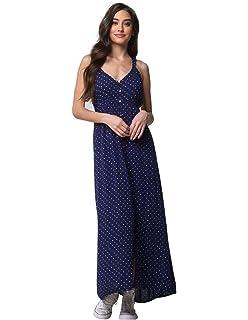 Billabong Juniors First Dreamer Ruffle Maxi Dress