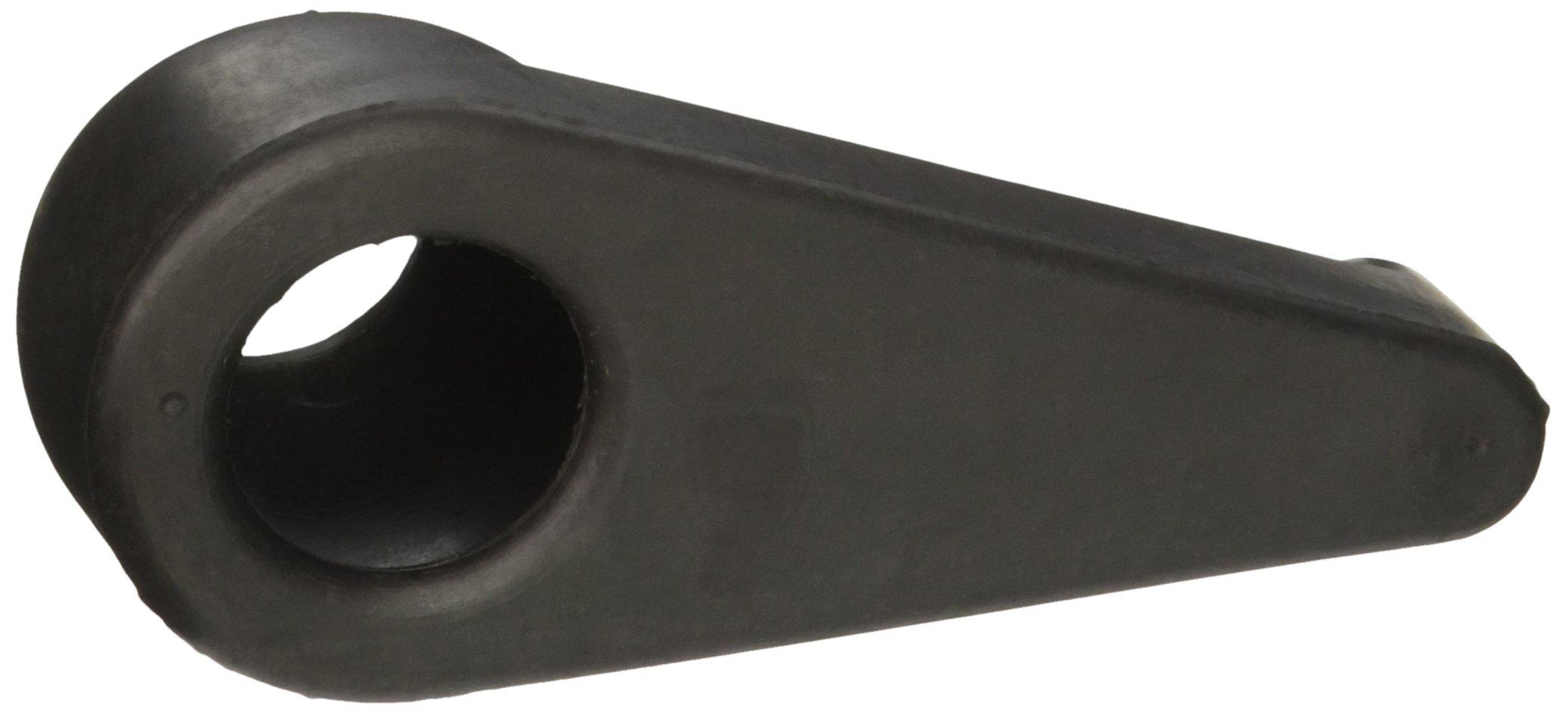 Sammons Preston Soft Rubber Doorknob Extension Handle, Extender Snaps Around Standard Door Knobs, Easy to Open Door Handle for Elderly, Disabled, or Weak Grip, Fits Knobs 2'' - 2.5'' in Diameter by Sammons Preston