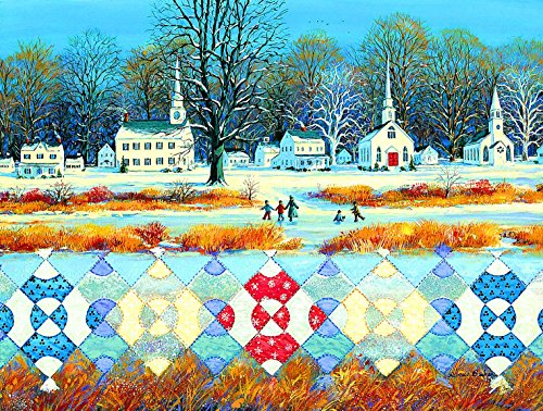 Steeple Chase 500 Piece Jigsaw Puzzle by SunsOut