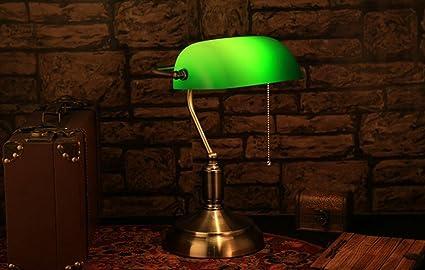 Lampada da tavolo lampada da studio classica lampada da studio