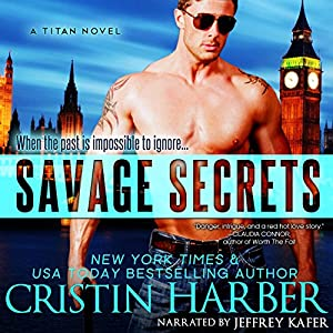 Savage Secrets: Titan, Book 6 Audiobook