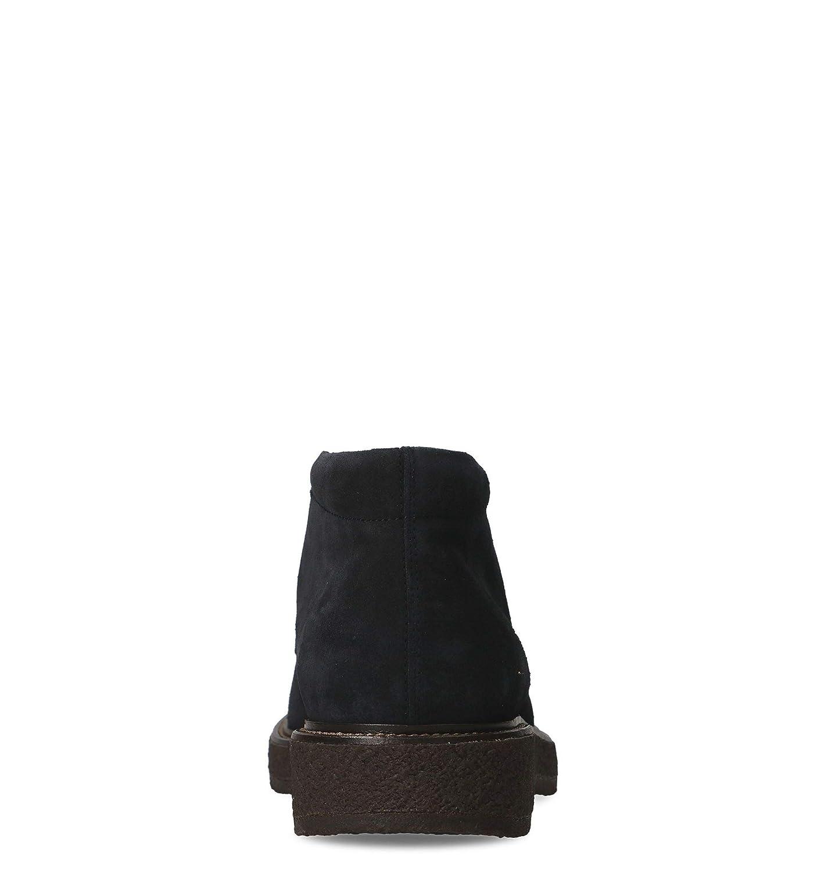 Tod's Herren XXM16B00D80RE09999 Blau Wildleder Desert Desert Desert Stiefel 75cb12