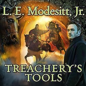 Treachery's Tools Hörbuch