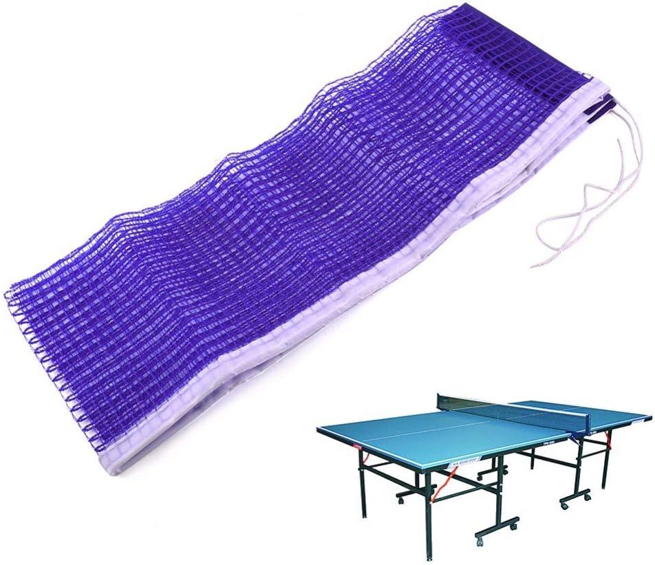 ZPAPPQWA 172x14.6 cm Durable Nylon Mesa de Ping Pong Red de Tenis ...