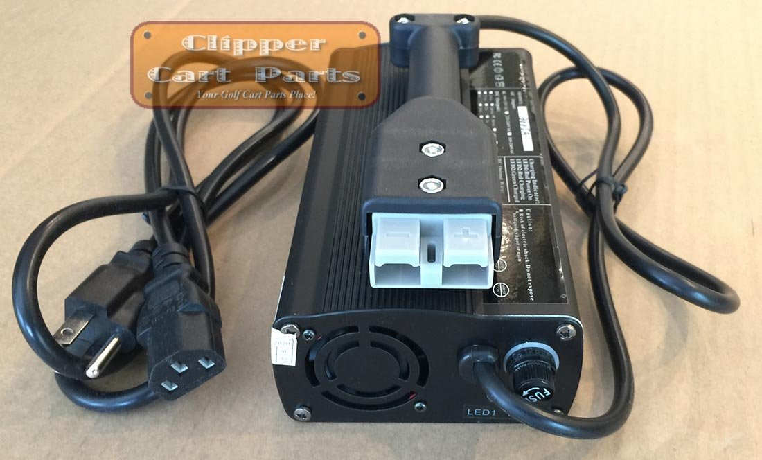 EZGO Battery Charger 36 Volt Golf Cart Charger - SB50 Plug for Pre-1995 EZ-GO - Newest Model by Unknown (Image #4)