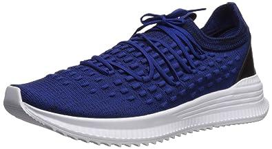 6e4545d82cd756 PUMA Men s AVID Fusefit Sneaker Sodalite Blue White