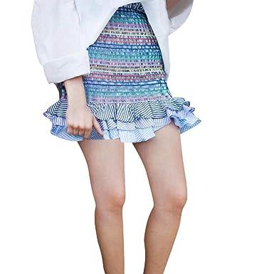 Mode Bellelove Féminine Falbala Mini Femme Nouvelle Jupe2019 sCthQrd