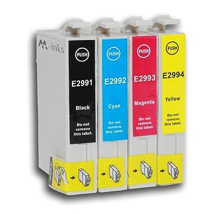 AA + tintas - última actualización Chip 4 x 29 x l impresora ...