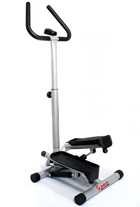Twisting treadclimber