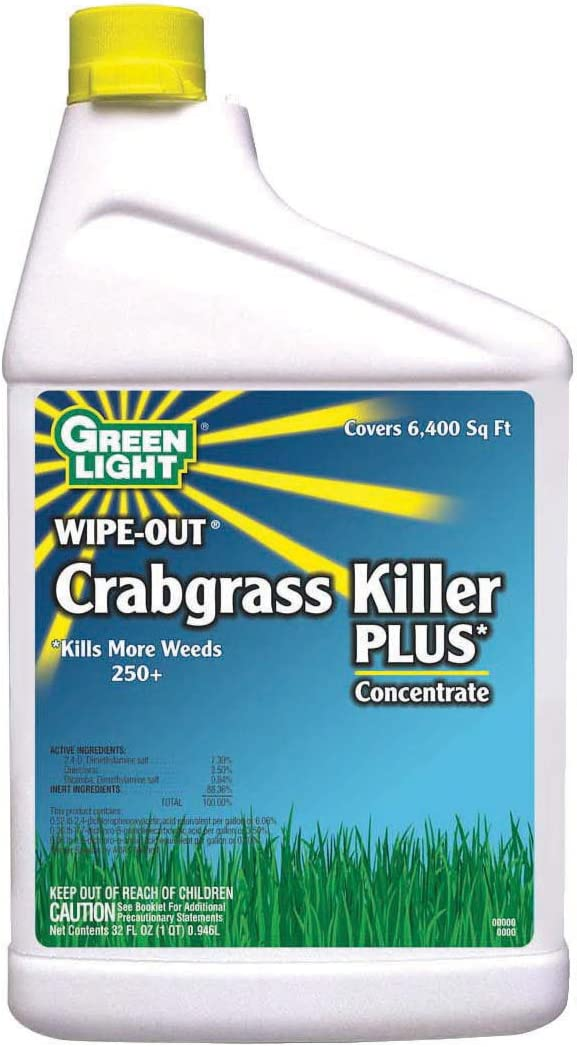 GREENLIGHT Wipe-Out Crabgrass Killer PLUS Concentrate