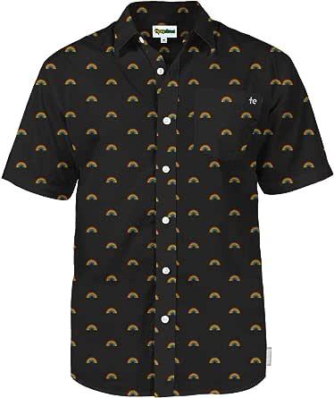 Pride Hawaiian Shirt - Rainbow Hawaiian Shirt for Pride