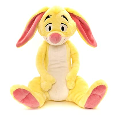 Official Disney Winnie The Pooh 35cm Rabbit Soft Plush Toy: Toys & Games