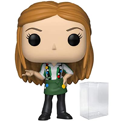 Funko Movies: Office Space - Joanna Pop! Vinyl Figure (Includes Compatible Pop Box Protector Case): Toys & Games