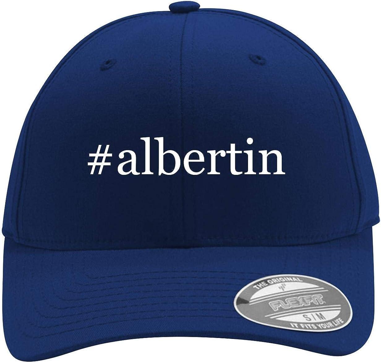 #Albertin - Men's Hashtag Flexfit Baseball Cap Hat