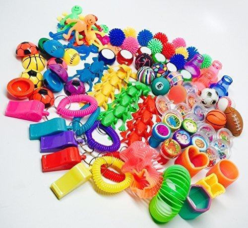 Jeu de grue/griffe et Piñata Party recharge Bundle (101 pièces)