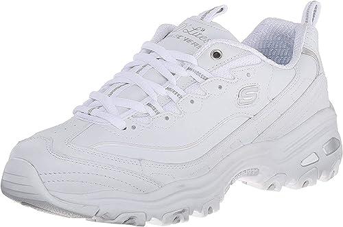 Skechers DLites Fresh Start (11931), Zapatillas de Deporte para Mujer: Amazon.es: Zapatos y complementos