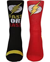Flash Athletic Crew Socks 2 Pair Pack