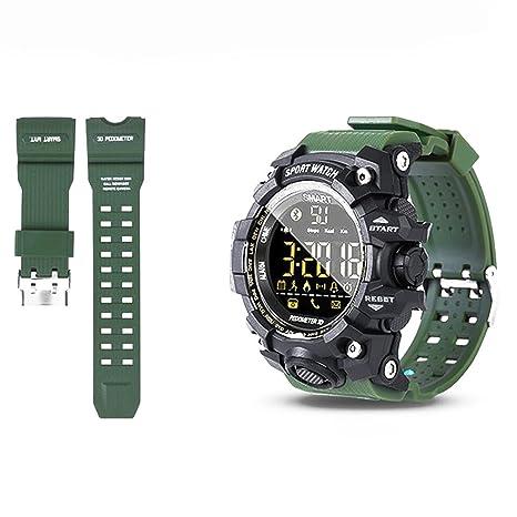 Amazon.com: Sports Watch smart Bluetooth Watch IP67 ...