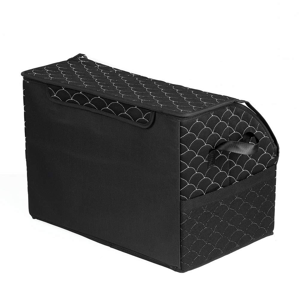 KKmoon Organizador Maletero Coche Bolsa Maletero Coche Caja de Almacenamiento de Coche Plegable