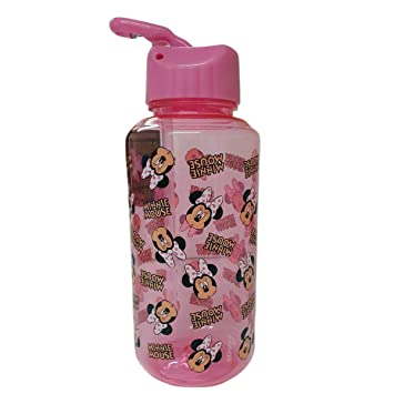 Disney Minnie Mouse Cantimplora Infantil Rosa Sorber Primark