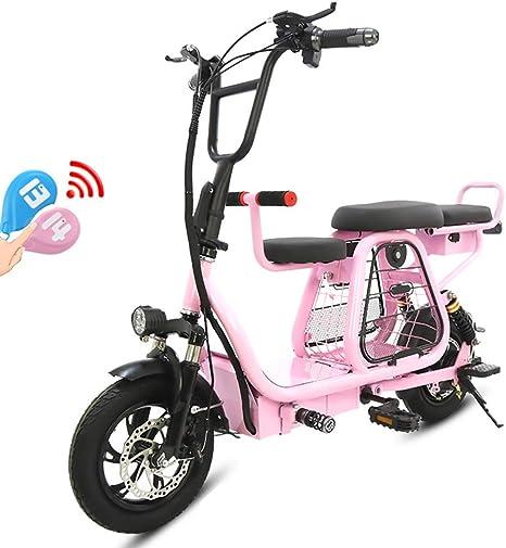 DOS Bicis Eléctricas Adultos Mujeres Hombres 350w Bicicletas ...
