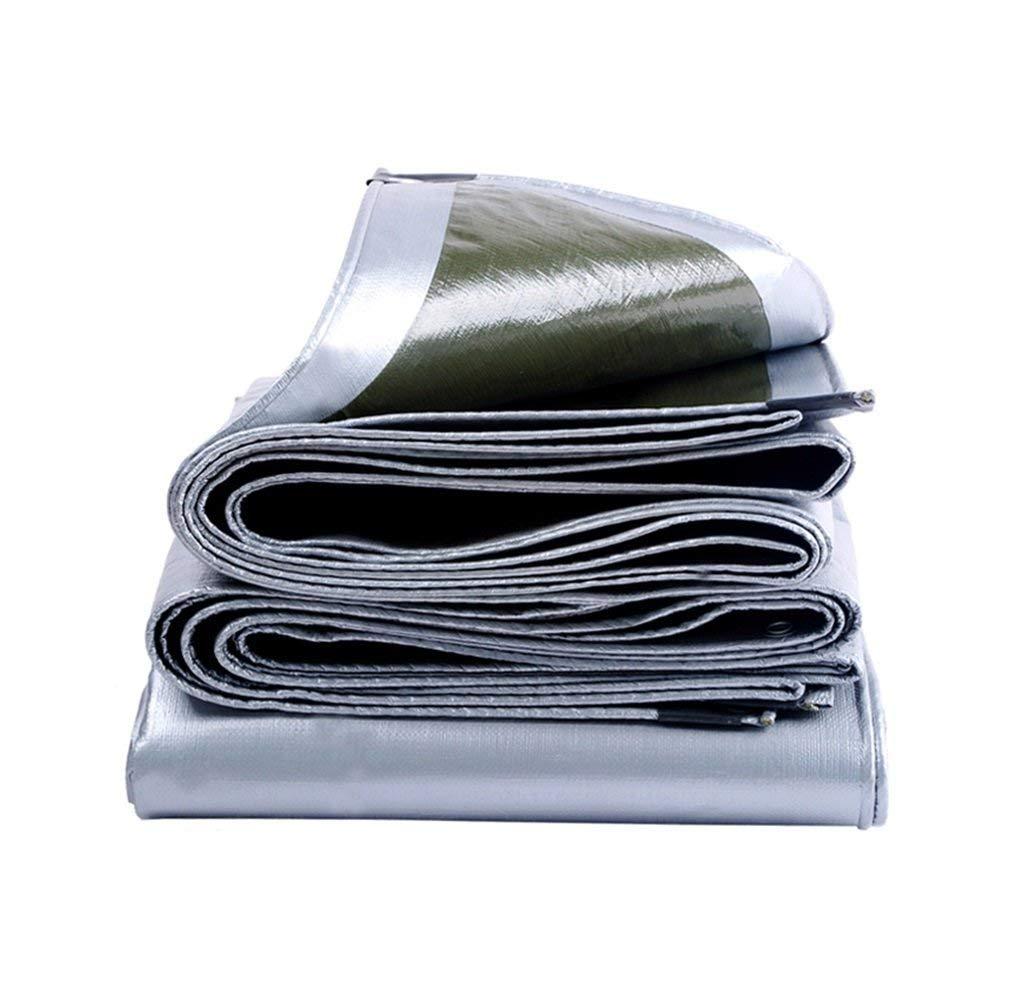 Hou Hexin Trade ZQG Plane Waterproof Sunscreen Shade Cloth - 100% wasserdicht und UV-geschützt- 200 g m², Dicke 0,35 mm