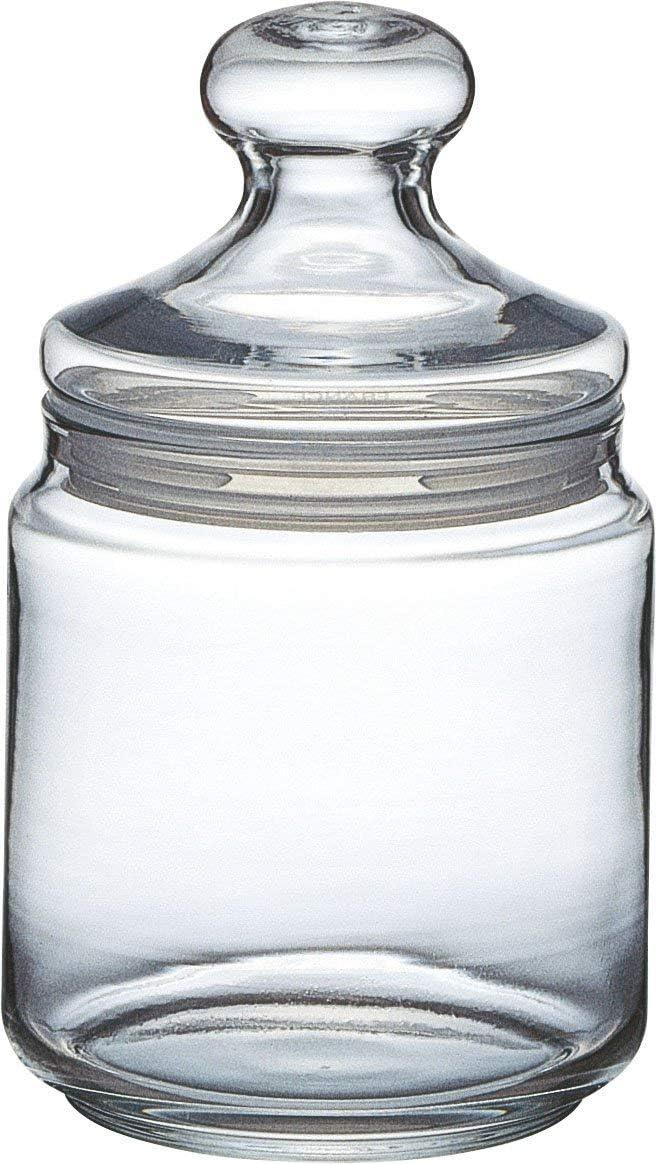 Big Pot Club Dose mit Deckel Vorratsglas Bonbondose Glas 2000 ml transparen
