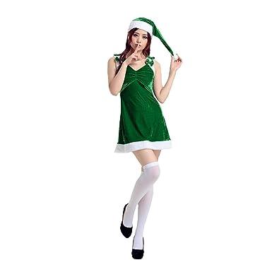 MIAO Disfraz De Navidad Papel De Adulto Disfraz De Uniforme De ...