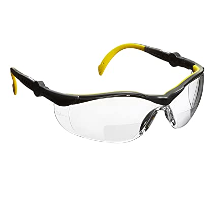 6cf146814d voltX 'GT' Gafas de seguridad de lectura bifocales adjustables, safety  glasses (TRANSPARENTE