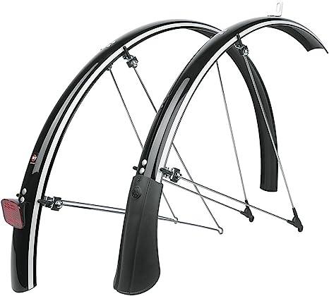 SKS Bluemels Reflective Bicycle Fender Set