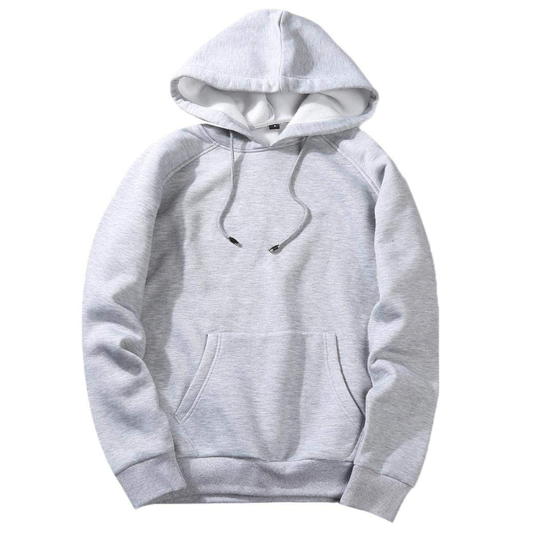 Gyoume Winter Hip Pop Hoodie Coat Men Sweater Coat Hoodies Teen School Boys Hoodie Pullover Coat