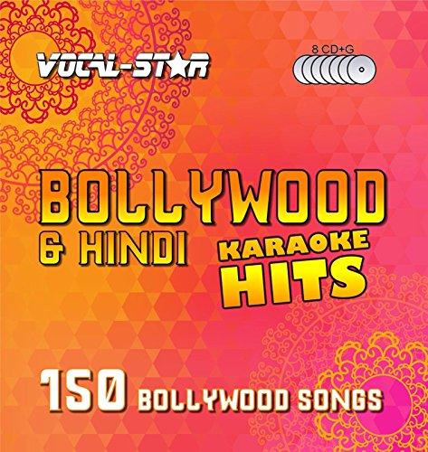Vocal-Star Bollywood Hindi Karaoke Hits - CDG Discs - 150 Songs (Hindi Karaoke Cd)
