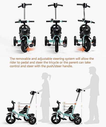 Amazon.com: COOL-Series Trike niños niños niños niños niños ...