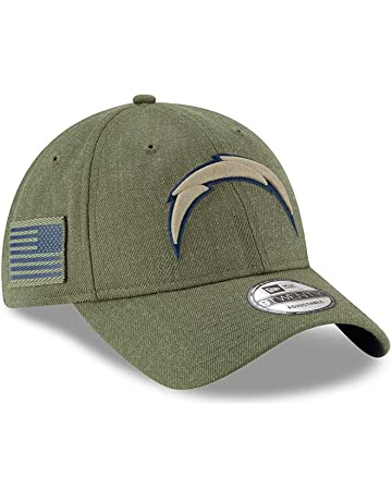 New Era Mens NFL 2018 Salute to Service 9Twenty Strapback Hat af3c6684a809