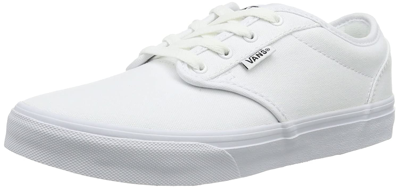 vans white atwood