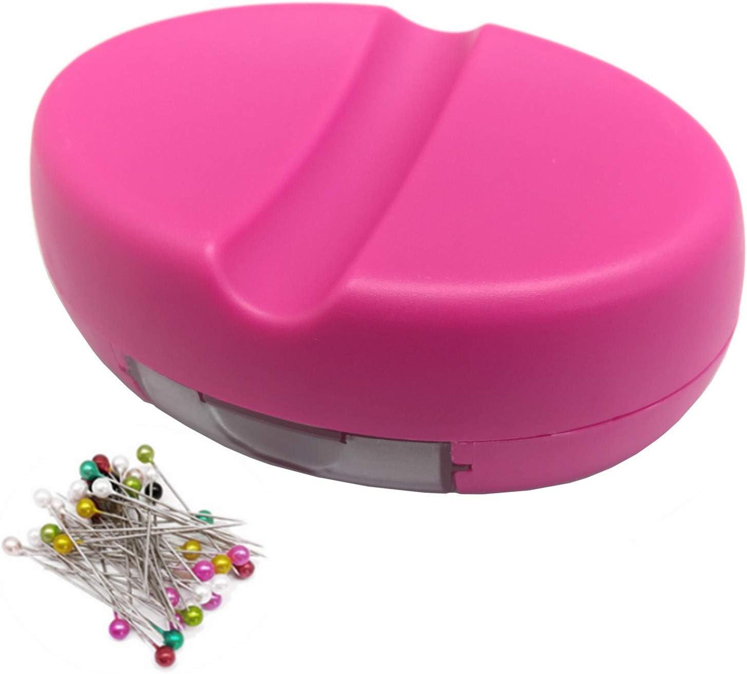 Clover Magnético Pin Plato Caddy-Burdeos