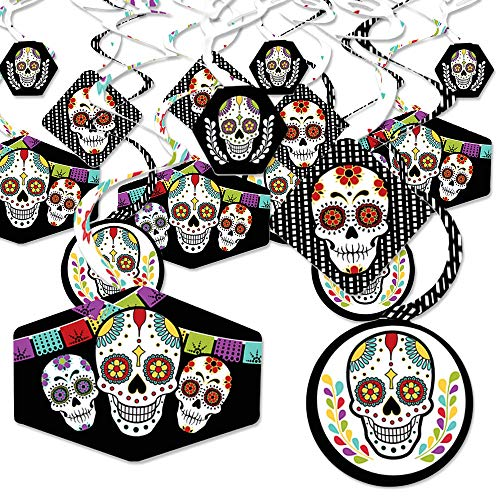 sugar skull decorations for a party buyer's guide